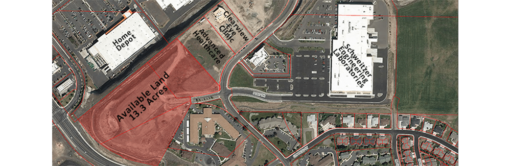 Business & Tech Park | Port of Lewiston
