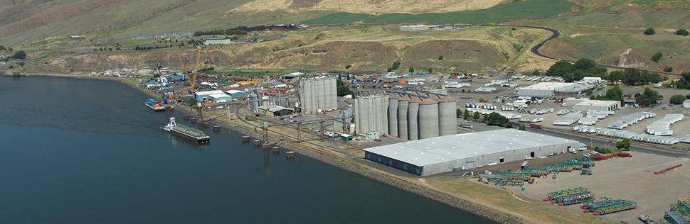 Grain Facilities | Port of Lewiston