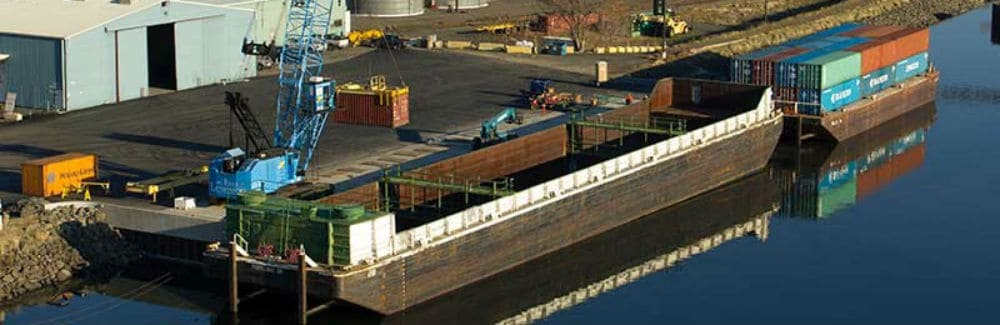 Port Facilities, Break Bulk & Container Yard Services | Port of Lewiston