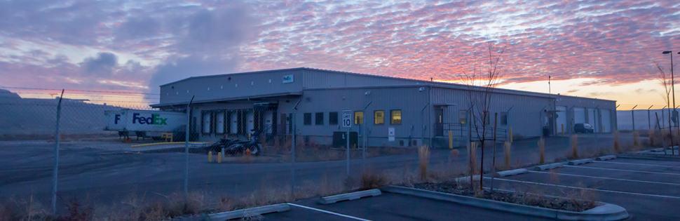 FedEx Ground: A Port Success Story | Port of Lewiston