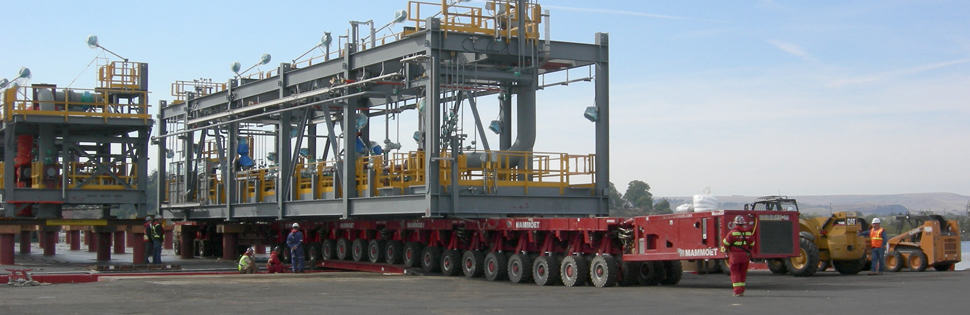 Specialty/Oversize Cargo | Port of Lewiston