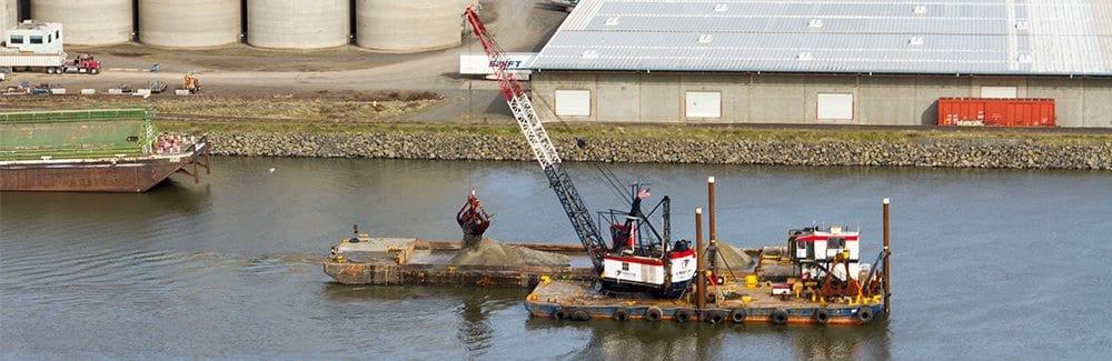 Dredging (Navigation Channel Maintenance) | Port of Lewiston