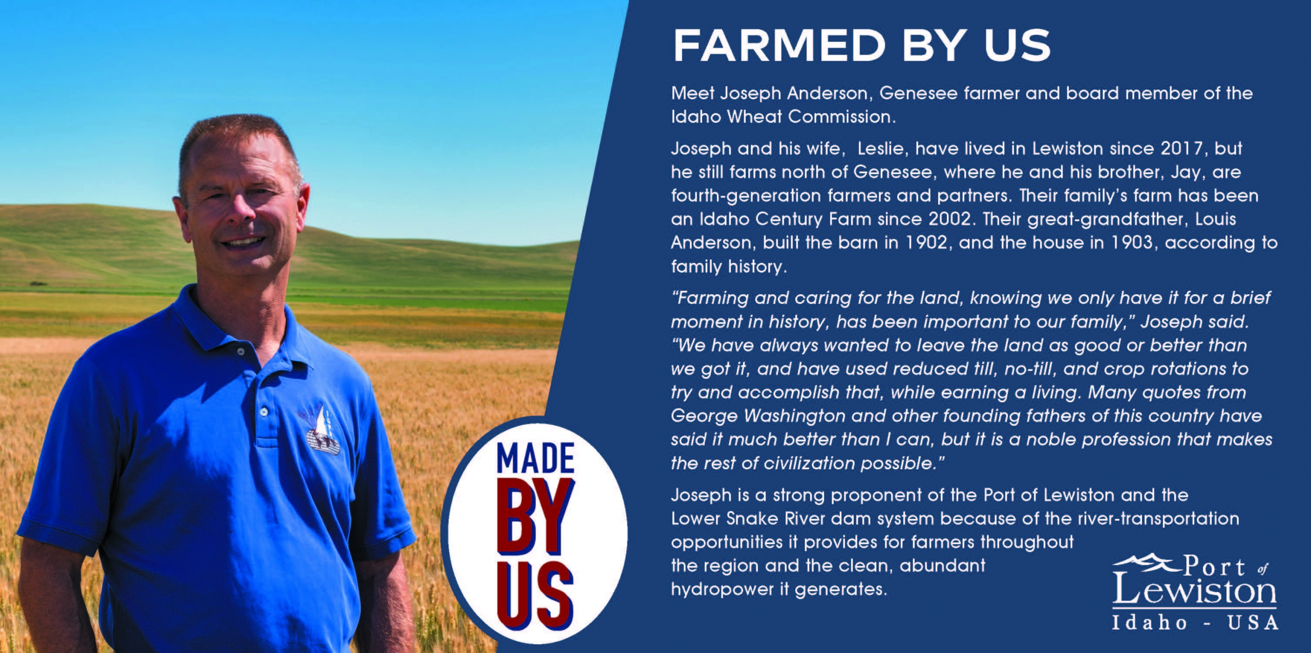 Farmed By Us